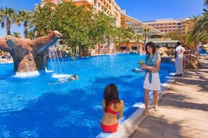 Andalousie-Almeria, Hôtel Playacapricho 4*