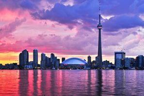 Canada-Toronto, Autotour De Niagara à Tadoussac