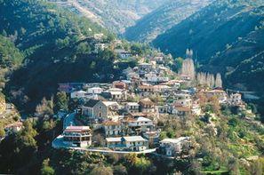 Chypre-Larnaca, Autotour Autotour à Chypre nature et agrotourisme