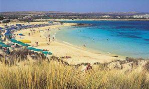 Chypre - Larnaca, Autotour Mosaiques Chypriotes