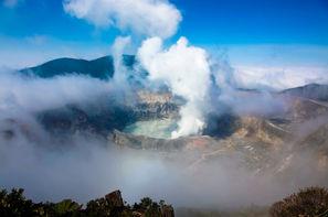 Costa Rica-San jose, Autotour Sur la Route des Volcans Impression
