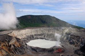 Costa Rica-San jose, Autotour Sur la Route des Volcans Sensation - Clé en main