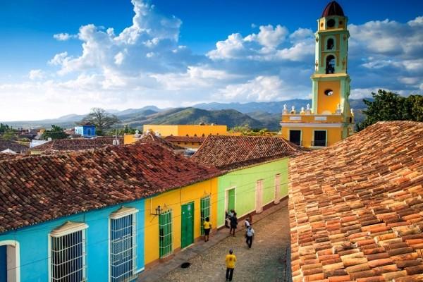 Trinidad Autotour Bienvenido a Cuba La Havane Cuba