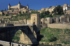 Espagne-Madrid, Circuit Autotour MADRID & LA CASTILLE en hôtels standard