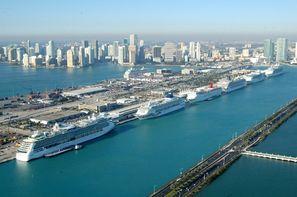 Etats-Unis-Miami, Autotour La Floride en voiture cabriolet