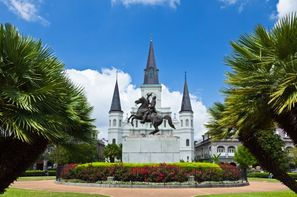 Etats-Unis-New Orleans, Autotour Louisiane Authentique
