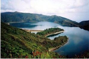 Iles Des Acores-Ponta Delgada, Autotour Combiné 3 îles des Açores 4*