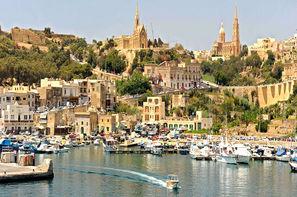 Malte-La Valette, Autotour Combiné Malte et Gozo