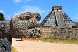 Mexique-Cancun, Autotour Merveilles du Monde Maya