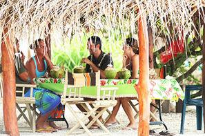 Autotour MAEVA à tahiti et Moorea en pension de famille