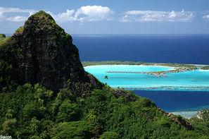 Polynesie Francaise-Tahiti, Autotour MAEVA à Tahiti et Moorea en hôtels 3*