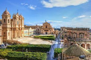 Sicile et Italie du Sud-Palerme, Autotour Le Tour de Sicile - Les plus beaux sites de l'île