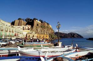 Sicile et Italie du Sud-Palerme, Autotour Sicile en voiture 3*