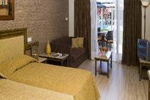Chypre-Larnaca, Hôtel Palm Beach & Bungalows 4*