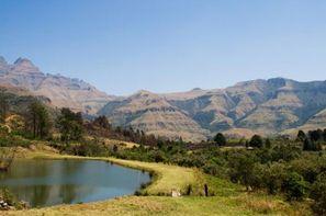 Afrique Du Sud-Johannesbourg, Circuit Secrets de l'Afrique du Sud + Extension aux Chutes Victoria