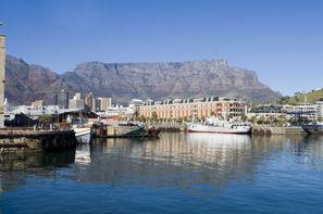 Afrique Du Sud-Le Cap, Circuit Splendeurs d'Afrique du Sud et Extension Chutes Victoria