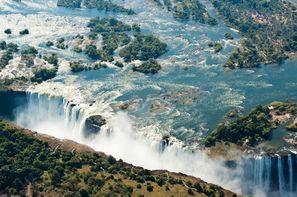 Afrique Du Sud-Le Cap, Circuit Afrique du sud en VO et Chutes Victoria