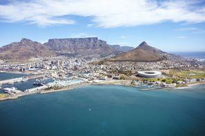 Afrique Du Sud-Le Cap, Circuit Magie de l'Afrique du Sud + ext Sun City