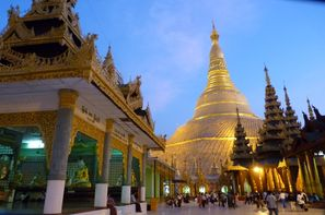 Birmanie-Mandalay, Circuit Premiers Regards Birmanie 3*