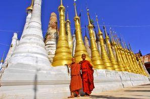 Birmanie-Rangoon, Circuit Les Inoubliables de la Birmanie