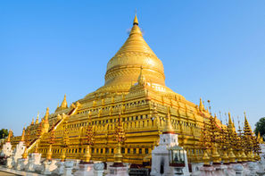 Birmanie-Rangoon, Circuit Merveilles de Birmanie