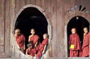 Birmanie-Yangon, Circuit Des milles Pagodes de Bagan au Lac Inle