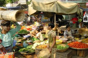 Birmanie - Yangon, Circuit Des temples birmans 3* aux plages de Ngapali