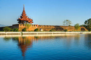 Birmanie - Yangon, Circuit 13J/10N - La Birmanie intense