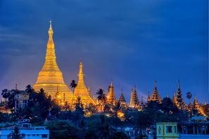 Birmanie-Yangon, Circuit Légendes Birmanes
