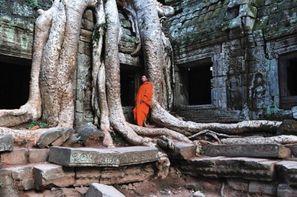 Cambodge-Phnom Penh, Circuit Splendeurs du Cambodge en