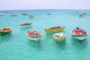 Cap Vert - Ile de Boavista, Circuit Périple en 1 semaine : Boavista, Santiago & Sao Vicente