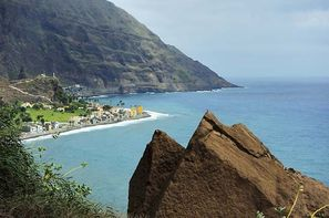 Cap Vert-Ile de Sal, Circuit Randonnées en liberté - Les sentiers de Santo Antao - Arrivée Sal