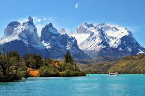 Chili-Santiago, Circuit BEAUTES SAUVAGES DU CHILI
