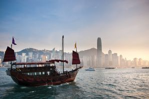 Chine-Hong Kong, Circuit Chine Magique 4*