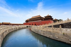 Chine-Pekin, Circuit De Pékin à Shanghai 3*