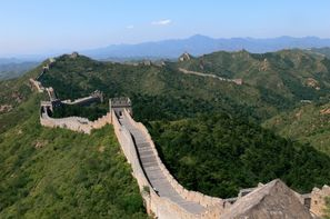 Chine-Pekin, Circuit Indispensable Chine