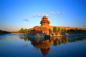Chine-Shanghai, Circuit Paysages de Chine