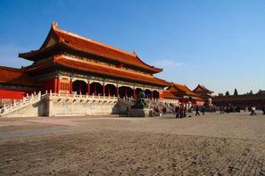 Chine-Shanghai, Circuit Au coeur de la culture Chinoise
