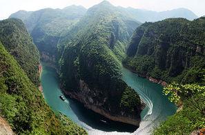 Chine-Shanghai, Circuit Chine glorieuse + Fleuve Yangtzé (Trois Gorges)