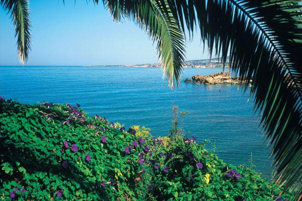 Vue - Chypre Sans Frontières Circuit Chypre Sans Frontières Larnaca Chypre
