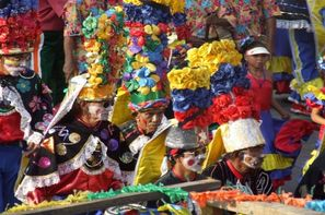 Colombie-Bogota, Circuit Les Incontournables de la Colombie + Carnaval