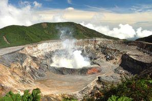 Costa Rica-San jose, Circuit Splendeurs du Costa Rica & ext Puntarenas