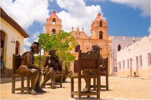 Cuba-Santiago, Circuit Terres Cubaines - D'Est en Ouest - chez l'habitant