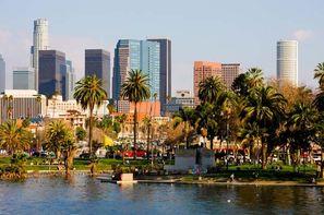 Etats-Unis - Los Angeles, Circuit American Ouest