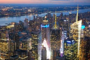 Etats-Unis-New York, Combiné hôtels New York / Montréal