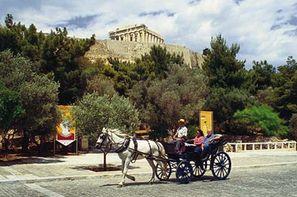Grece-Athenes, Circuit 1ERS REGARDS HELLENIQUES