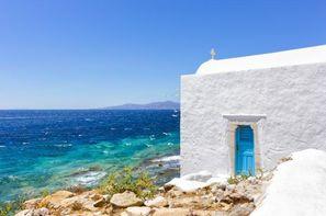 Grece-Athenes, Circuit Périple dans les Cyclades