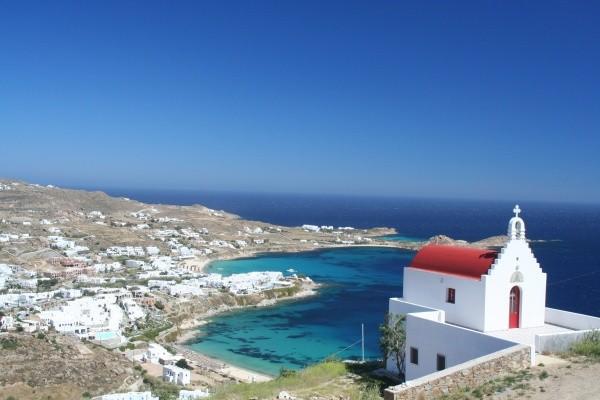 Mykonos Circuit A la decouverte des Cyclades3* Athenes Grece