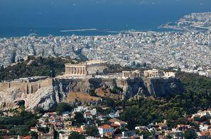 Grece-Athenes, Circuit Grèce Classique en étoile & détente en bord de mer 4*