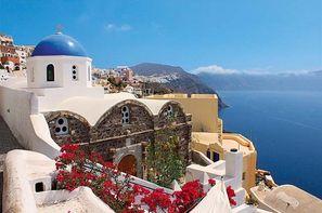 Grece - Santorin, Circuit Périple depuis Santorin 2 îles en 1 semaine : Santorin/Naxos